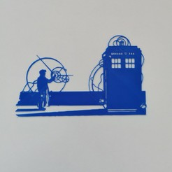 IMG_20200417_092214.jpg Download STL file doctor who - doctor who - tardis • Object to 3D print, Juliedml