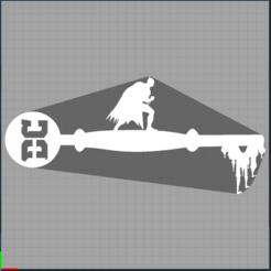 Capture batman.PNG Télécharger fichier STL batman - dc comics - gotham - key  • Plan pour impression 3D, Juliedml