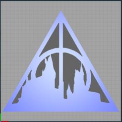 Capture.PNG Télécharger fichier STL harry potter - poudlard - relique de la mort - hogwarts • Design pour impression 3D, Juliedml