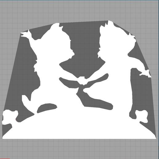 Download Stl File Tic Et Tac Chip And Dale Disney 3d Print Model Cults