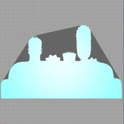 Capturesimpson.PNG Télécharger fichier STL les simpson - springfield - bart - homer - marge -lisa - maggie • Design pour imprimante 3D, Juliedml