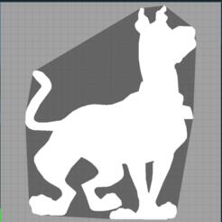 Capture.PNG Télécharger fichier STL scooby-doo - daphné - fred - sammy - véra - warner bros • Plan pour impression 3D, Juliedml