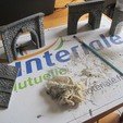Download free STL file Stone Walls and Tunnel | D1 • Template to 3D print, old-school