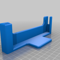 Download free 3D printing files Phone holder (for car), 3DSerbul