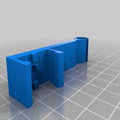 reinforced_cable_holder.png Download free STL file 2020 profile cable holder arm • 3D printable object, prestige
