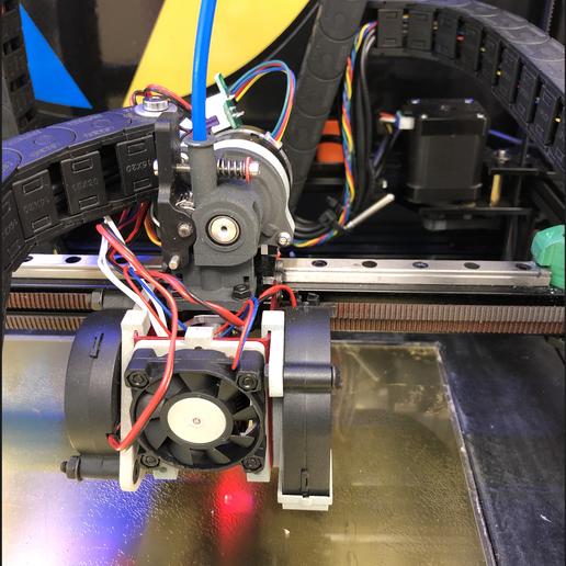 CloseInFrontView.png Télécharger fichier STL Formbot Troodon Direct Drive Extruder (DDE) Part 2/2 Troodon Accessories Kit • Objet à imprimer en 3D, ja11en