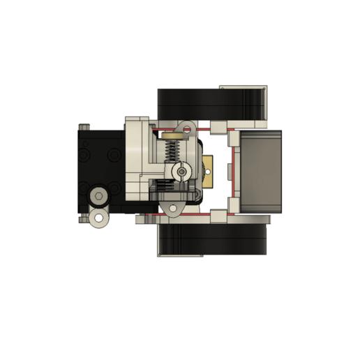 TopView.png Télécharger fichier STL Formbot Troodon Direct Drive Extruder (DDE) Part 2/2 Troodon Accessories Kit • Objet à imprimer en 3D, ja11en