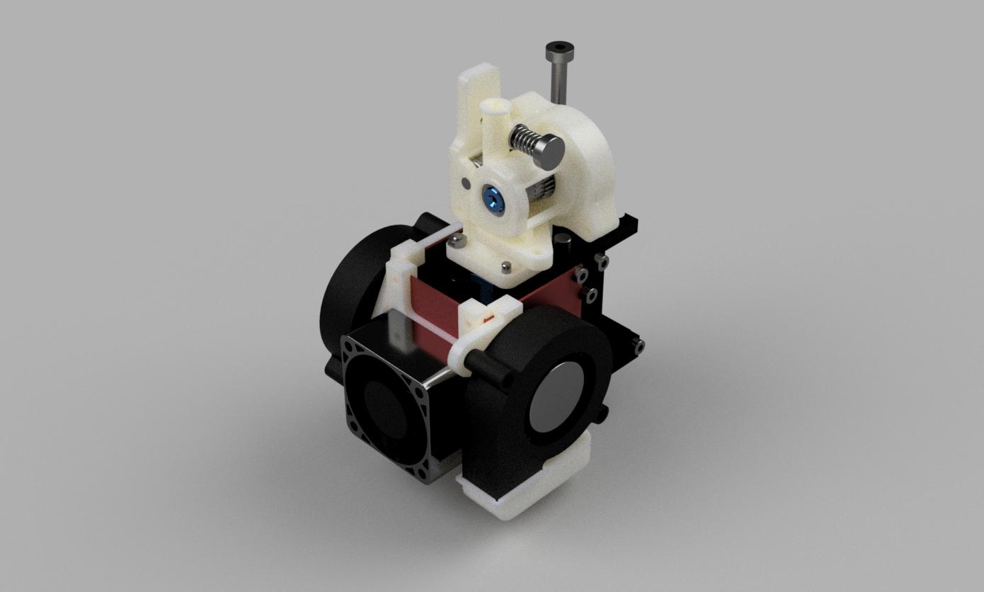 (Rendered) Full Kit Picture.png Télécharger fichier STL Formbot Troodon Direct Drive Extruder (DDE) Part 2/2 Troodon Accessories Kit • Objet à imprimer en 3D, ja11en