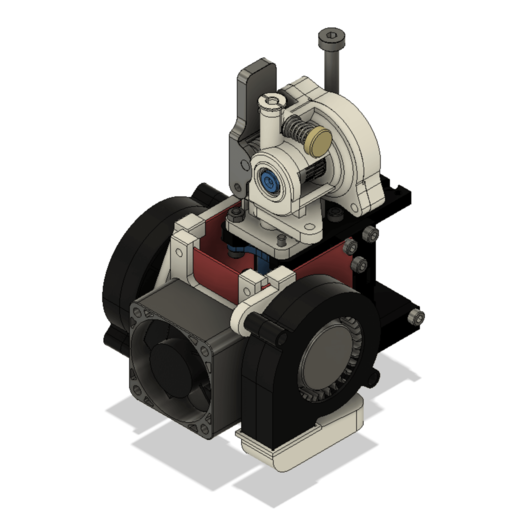 IsoView.png Télécharger fichier STL Formbot Troodon Direct Drive Extruder (DDE) Part 2/2 Troodon Accessories Kit • Objet à imprimer en 3D, ja11en