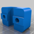 Download free STL file Ball-Bearing Spool Support with Adjustable Clip, billbo1958