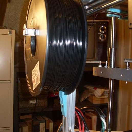 Télécharger fichier STL gratuit Spool Clip • Design pour imprimante 3D, billbo1958