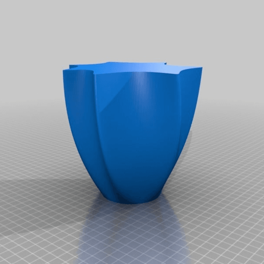 a4d886bb8c20e9af864df2762532e2f5.png Download free STL file Multi-Lampshade Bouquet • 3D printing template, billbo1958