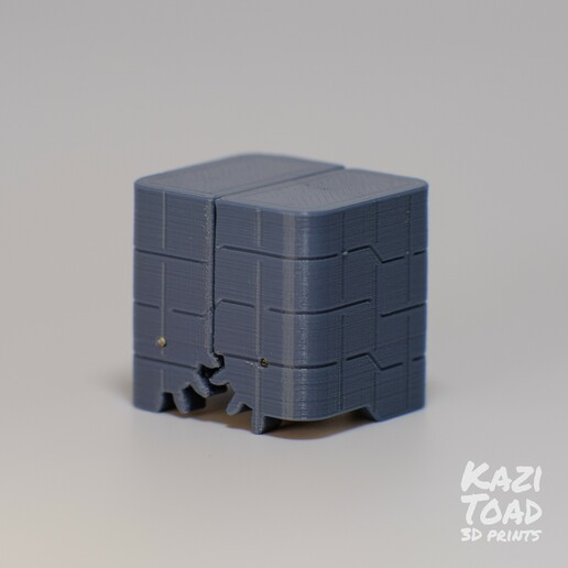 sd3.jpg Download STL file Micro geared cases: for micro SD cards and other tiny objects • Object to 3D print, KaziToad