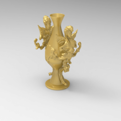 Figurine.26.png Download STL file Figurine • 3D print design, SkyNet33