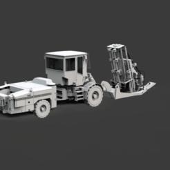 Download 3D printing designs Drill Rig, SkyNet33