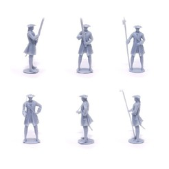 Brit_Inf_Offic_Box_B.jpg Download STL file British Infantry Command Box – Seven Years War – French Indian Wars • 3D print object, Lukas_Fischer