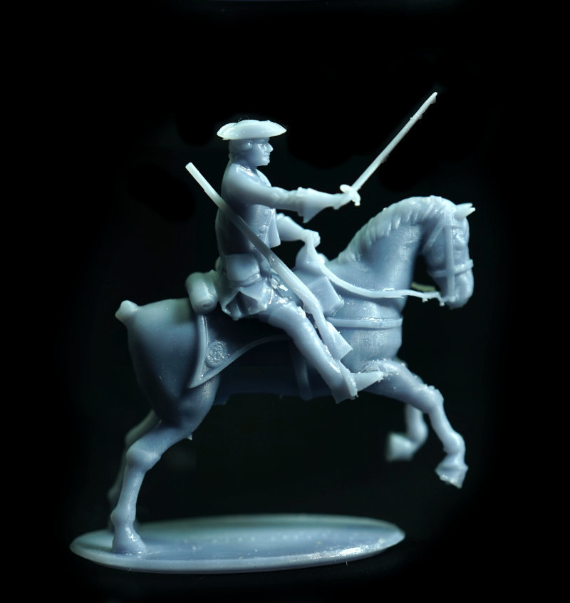 Brit_Dragoons_AttackJump_Cright.jpg Download free STL file Free British Dragoon – Seven Years War – French Indian Wars • 3D print model, Lukas_Fischer