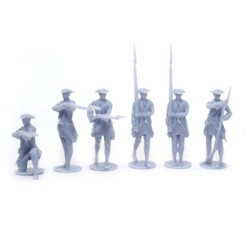 Brit_Inf_Line_Box.jpg Download STL file British Lineinfantry Box – Seven Years War – French Indian Wars • Model to 3D print, Lukas_Fischer