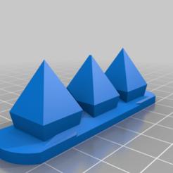 Download free STL file Self Defense Boot Spikes • 3D print object, aandw92
