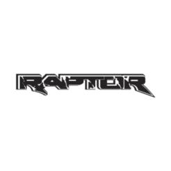 Ford-Raptor-Vector-Logo.png Download STL file Ford Raptor - Logo • Design to 3D print, leoriv9506