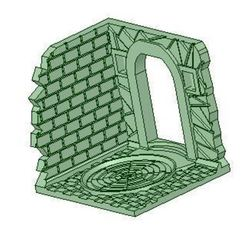 Capture.jpg Télécharger fichier STL gratuit L'autre porte • Objet imprimable en 3D, NJD13