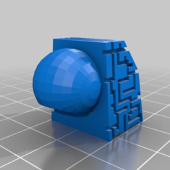 Download free 3D printing files Giant Blasty Thing, NJD13