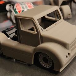 Télécharger fichier STL gratuit Carrosserie du camion Mini Z • Plan pour imprimante 3D, NJD13