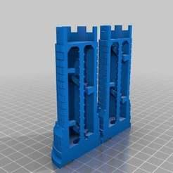 Télécharger fichier STL gratuit Tours • Objet pour imprimante 3D, NJD13