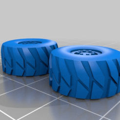 Download free 3D model Wheels, NJD13