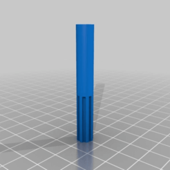 wheelwrench.png Download free STL file Losi Micro Series / Redcat Sumo wrench • 3D printable template, NJD13