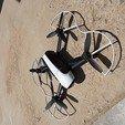 Download STL file Drone, propeller protector • 3D printing design, cara3d