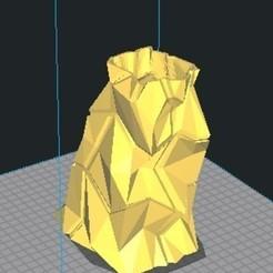 Download STL file Poly angel • 3D printer template, cara3d