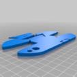 Télécharger fichier 3D gratuit Bobine de corde avec couteau, trg3dp
