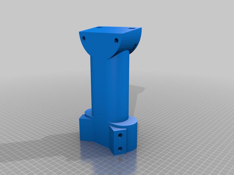 center_tower.png Télécharger fichier SCAD gratuit Support pour ordinateur portable • Plan pour imprimante 3D, trg3dp
