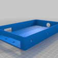 0ae0da5c95e4110ae10831670e01f4f9.png Download free SCAD file Melzi 2040 Electronics Case • Template to 3D print, trg3dp