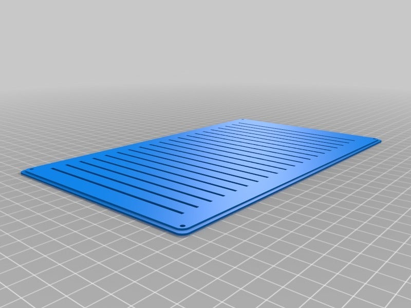 215339d6b414ef75dae63d685bd1cf69.png Download free SCAD file Melzi 2040 Electronics Case • Template to 3D print, trg3dp