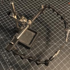 Télécharger modèle 3D gratuit Conversion pour la troisième main traditionnelle, trg3dp