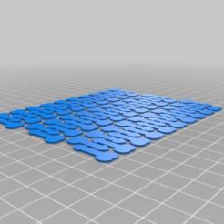 Télécharger fichier STL gratuit Confettis phalliques • Design à imprimer en 3D, trg3dp