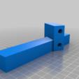 foot_right.png Télécharger fichier SCAD gratuit Support pour ordinateur portable • Plan pour imprimante 3D, trg3dp