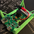 Download free 3D printing templates Raspberry Pi in the Sky (Drone Mount Raspberry Pi Zero W), trg3dp
