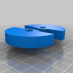 Download free 3D printer model Heelys Mega Wheel Adapter, trg3dp
