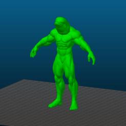 Impresiones 3D gratis Beluga Meme flexible, trg3dp