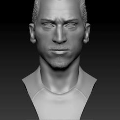 zlatan.png Download free OBJ file Zlatan Ibrahimović • 3D print object, vaibhav210singh