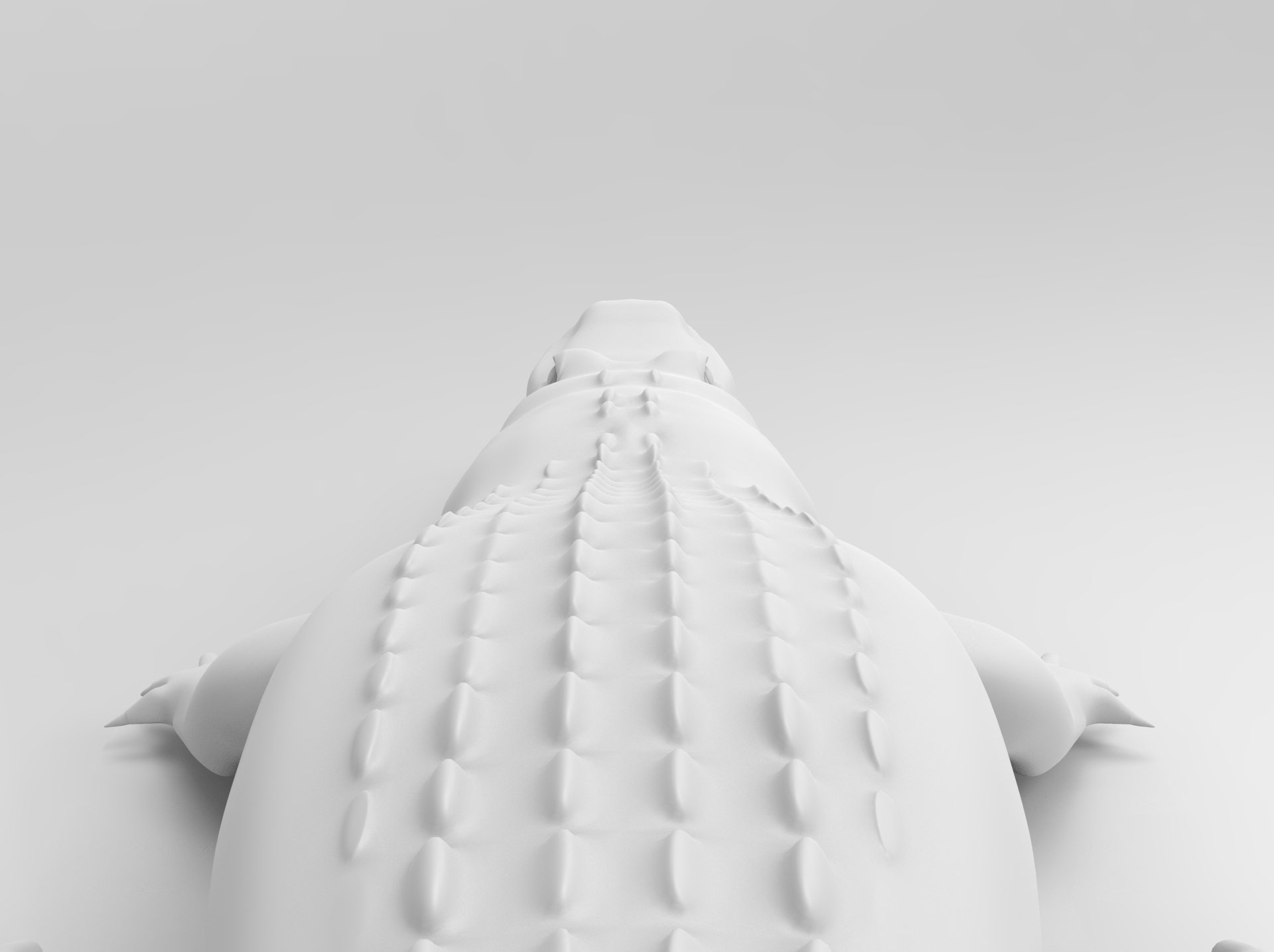 untitled.91.jpg Télécharger fichier OBJ gratuit alligator • Objet à imprimer en 3D, vaibhav210singh