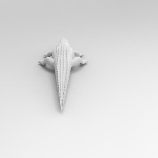 untitled.88.jpg Télécharger fichier OBJ gratuit alligator • Objet à imprimer en 3D, vaibhav210singh