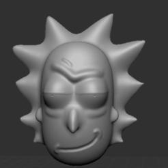 Download 3D printer designs rick and morty, mimaemilia