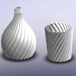 Télécharger plan imprimante 3D distributeur de savon et tasse pour brosse à dents, adampolak1994