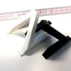 Download free STL file Easy-to-print mini easel • 3D printer template, Matteeee