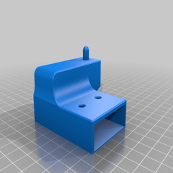 Download free 3D model Anet A8 plus - bed-cable-protector, elvinhaak