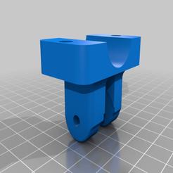 Download free 3D printing models Ebikeling-computer holder, elvinhaak